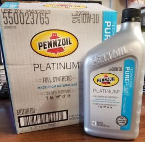 Synthetic Penzoil 10W30 Clearance