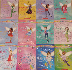 Rainbow Magic Fairies Chapter Books 12 Scholastic Books