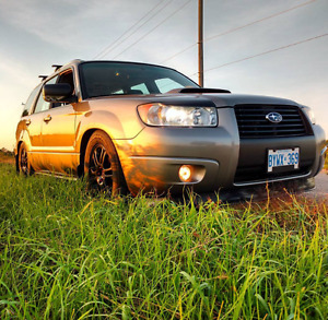 2006 Forester xt limited
