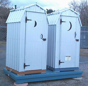Outhouses & Sheds