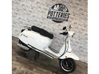Royal Alloy GP125 Scooter 2018 **IN STOCK NOW!**