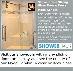 Sliding  glass  shower doors,  Shower enclosure…. only $ 779.00