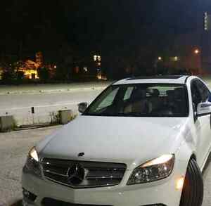 2009 Mercedes-Benz C230 4Matic  for sale
