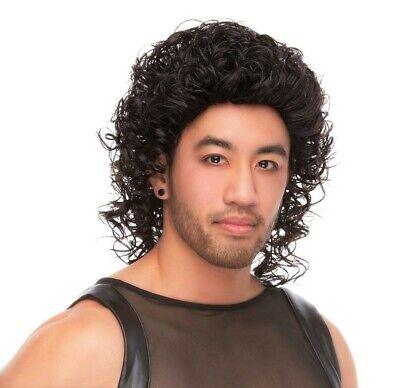 Prince or Michael Jackson style Wig .. UNISEX .. Nice Quality!](Michael Jackson Wig)