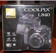 Nikon coolpix L840 in box Kadina Copper Coast Preview