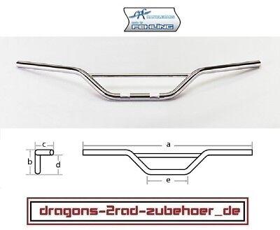 Fehling Moto-Cross Lenker CL 5 Schwarz
