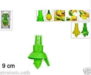 Presse citron agrume vaporisateur ustensile cuisine ebay for Vaporisateur cuisine