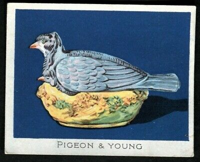 Tobacco Card, Carreras, OLD STAFFORDSHIRE FIGURES, Large,1926,Pigeon & Young,#17
