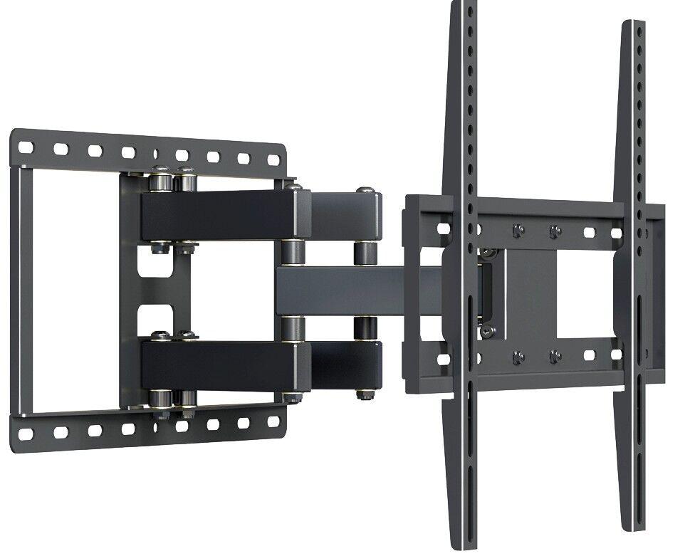 "Full Motion Articulating TV Wall Mount LED LCD Plasma 32"" 37"" 39"" 42"" 46"" 48"" 50"" 55"" 65"""