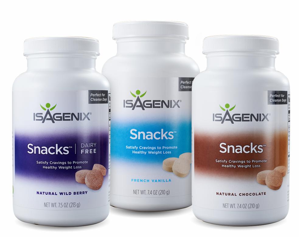 Isagenix Snacks *BRAND NEW SEALED* ***Your Choice***