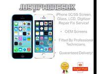  JustiPhonesUK iPhone, iPad, Screen/Digitiser/LCD Replacement Service (Drop, Postal) 