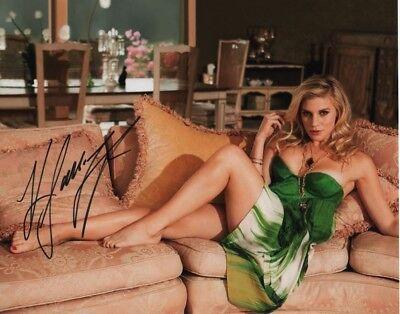 Katee Sackhoff Signed Photo W  Hologram Coa