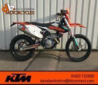 KTM 350 EXC-F 2018 ** 1 OWNER - AKROPOVIC & POWER PARTS **