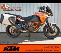 KTM 1290 Super Adventure S ** KTM Panniers ** Low Miles ** Downloads **