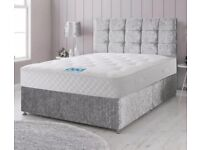 🛏❗️ New DIVAN BEDS * Made in UK * FREE HEADBOARD AND DELIVERY ❗️🛏