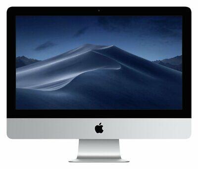 Apple iMac 2019 21.5 Inch Intel Core i5 8GB RAM 1TB 4K Fusion Desktop