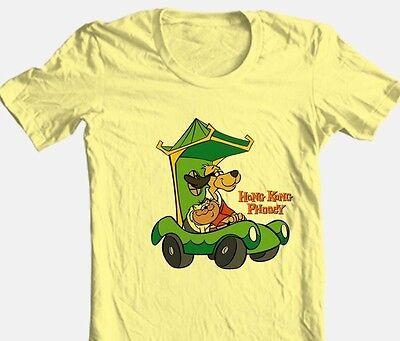 Hong Kong Phooey T Shirt Retro 80S Saturday Morning Cartoon Cotton Graphic Tee