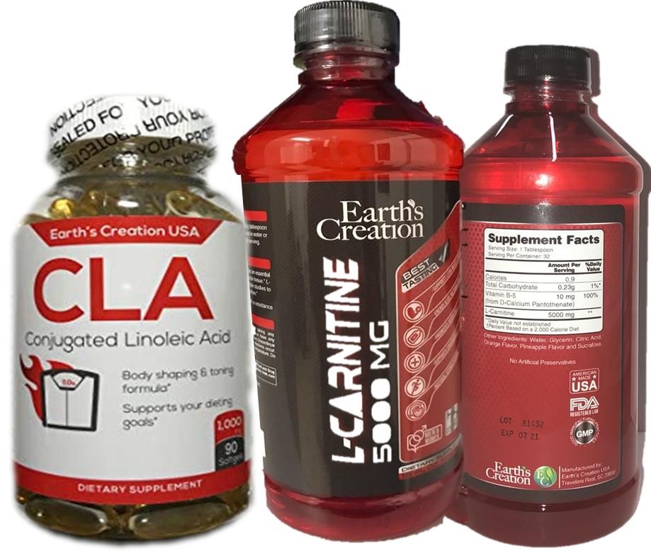 l carnitine High Strength Liquid L-Carnitine 5000 Mg 16 Oz (473 ML) with Cla
