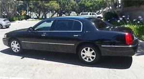 2011 Lincoln Town Car Executive Used