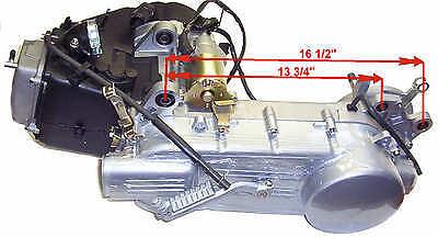 TAIDA 232cc (67mm BORE) 4 STROKE LONG CASE B-BLOCK COMPLETE ENGINE
