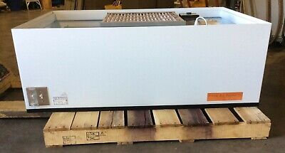 Clean Air Products Cap 416 4 Vertical Laminar Flow Bench Hepa Filter Hood 120v