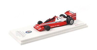 1:43 Brabham Alfa Romeo BT46 Watson Kyalami 1978 1/43 • TRUESCALE TSM144304