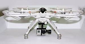 Walkera QR X350 Pro Aerial Photography Quadcopter Drone Tanah Merah Logan Area Preview