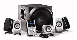 Logitech Z 5500 Speakers: Best Speakers ever used! South Yarra Stonnington Area Preview