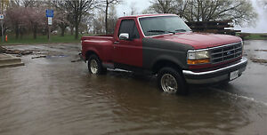 1995 Ford F-150 trade for manual transmission