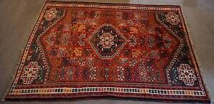 Royal Qashqaei Wool on Wool Authentic Shiraz Persian Rug Carpet Hornsby Hornsby Area Preview