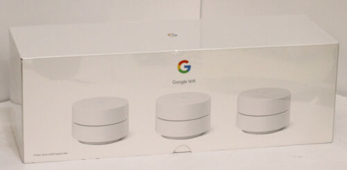 Google WiFi 3 Pack Mesh Router Point