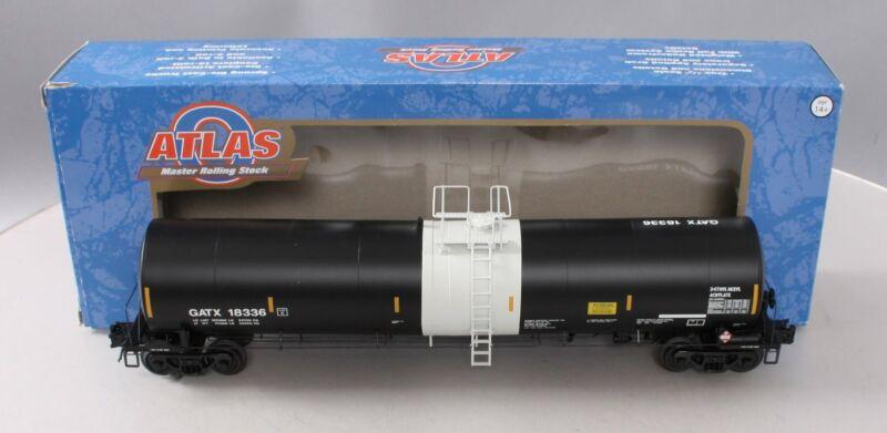 "Atlas 3005006-2 O GATX ""BASF"" Trinity 25,500 Gallon Tank Car #18336 [3Rail] EX"