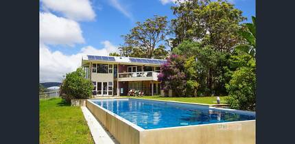 BUCCA LOVELY RURAL   BRM HOUSE WITH POOL SHED PET FRIENDLY Coffs Harbour Coffs Harbour City