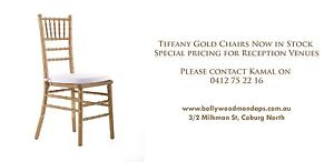 Gold Tiffany Chair for Hire Weddings Chairs, Party Chair Hire Melbourne CBD Melbourne City Preview