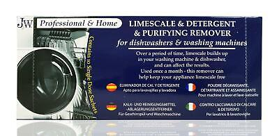 LIMESCALE AND DETERGENT REMOVER - 4 APPLICATI