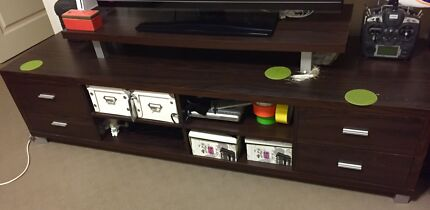 Tv cabinet and storage  St Kilda East Glen Eira Area Preview