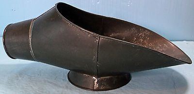 Antique Country Store Metal Weighing Scale Scoop Feed Candy Confectionary Sugar