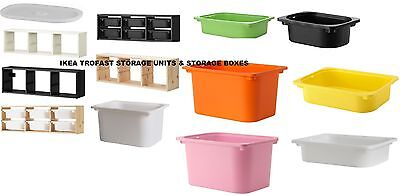 IKEA storage TROFAST for Storing and Organising Toys Books storage box,frame New