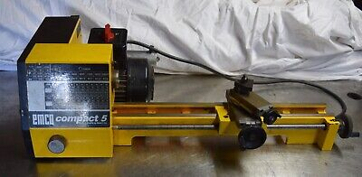 Emco Compact 5 Lathe - No Tailstock - Local Pick Up Only