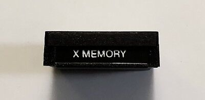 Extended Memory (HP 82181A Extended Memory for HP 41CX Calculators)