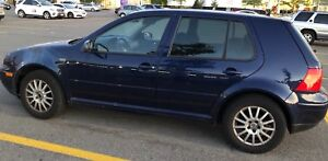 VW GOLF 2.0 2003 FOR SALE