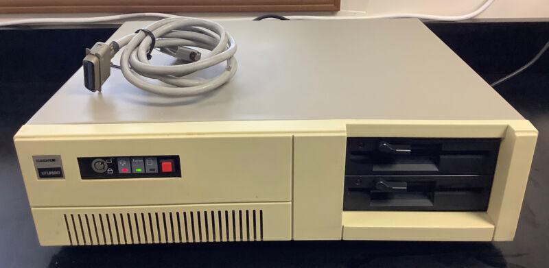 Vintage Standard Turbo Computer Mega 4000