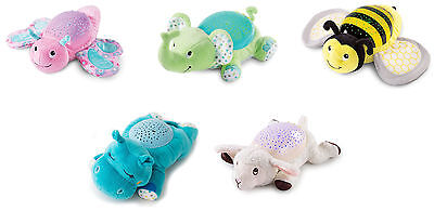 Summer Infant Slumber Buddies Projection and Melodies Soother, 5 Types