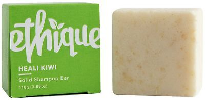 Ethique Eco-Friendly Solid Shampoo Bar, Heali Kiwi 3.88 oz