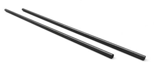 "Carbon Stirring Rod 1/4""x12"" Crucible Melting & Casting Mixing Stir Graphite Rod"