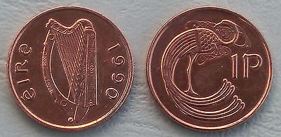 Irland / Ireland 1 Penny 1990-2000 p20a unz.
