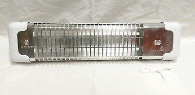 Plein Air R-1200 Reglette - Stufa Infrarossi al Quarzo IP21 termo riscaldamento