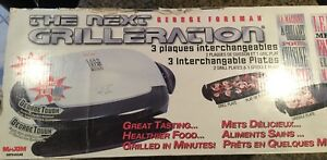 The Next Generation George Foreman Grill (New)