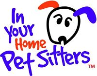 In Your Home Pet Sitters - (Pet sitting, Dog walking, Boarding)