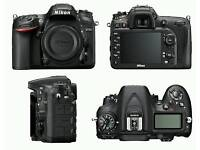 Nikon camera D7200 body
